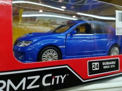 Subaru wrx sti scale 1/32