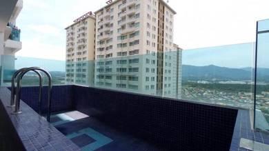 1 borneo prince tower c duplex condominium kota kinabalu