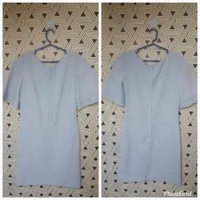 Mini Dress (Blue)