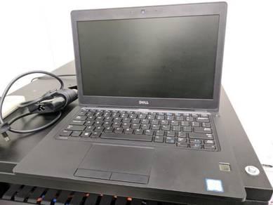 Dell Latitude 5280 7th Gen Notebook Laptop