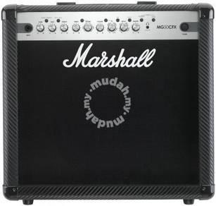 Marshall MG50CFX Combo Guitar Amp - 50W