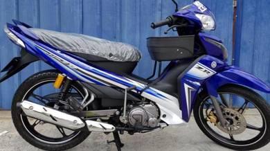 Yamaha Lagenda 115 ZR Limited  Japan LoMile 1pakcik