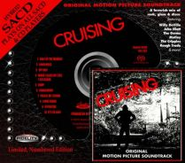 Cruising Soundtrack Numbered Limited Edition