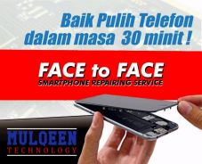 Repair phone computer laptop siap segera