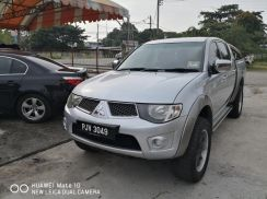 Used Mitsubishi Triton for sale