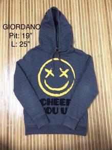 Sweatshirt Giordano smile