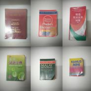 Urgent Dictionary Kamus 字典 References Book
