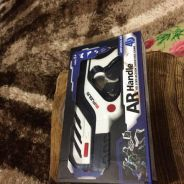 Ar handle for gaming
