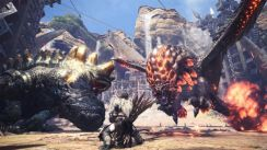 Monster Hunter R3 PS4