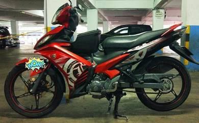 Yamaha Lc 135cc