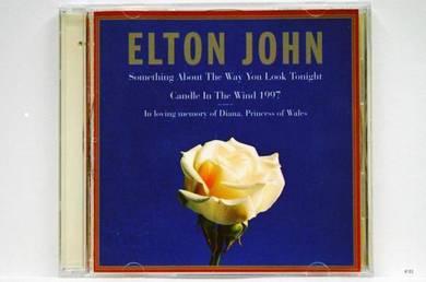 Original CD - ELTON JOHN - Candle In The Wind 1997
