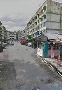 TAMAN ABIDIN,perak road,3rd.floor,walk up flat,original