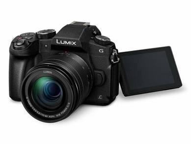 (NEW) Panasonic G85 Camera 4K With 12-60mm Lens