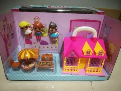 Lol surprise toys