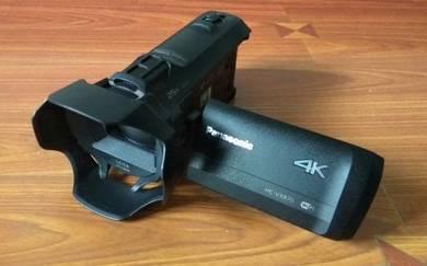 Panasonic 4K Video Camera + Free Gift