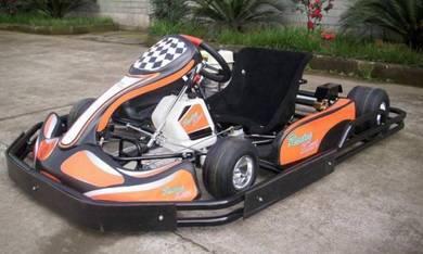Tag XI racing go kart