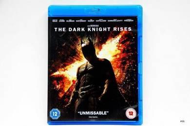 Original Bluray - DARK KNIGHT RISES [2012] Blu-ray