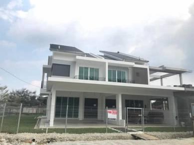 Double-Storey Terrace, Lunas, Taman Evergreen Indah