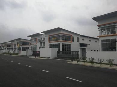 Rawang semi d or detached factory ( saujana teknologi park rawang )