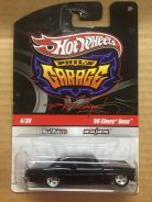 Hotwheels Garage Chevy Nova 66