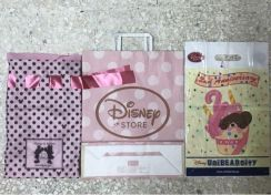 Disney Store (Dust Bag, Paper Bag, Plastic Bag)