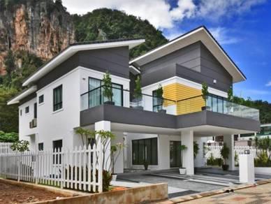 2Sty Bungalow [Rebate 700K] [100% Full Loan] [Freehold] Senawang