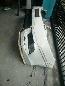 Bumper Kia Forte full skirting