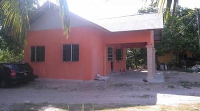 Rumah untuk disewa Bachok