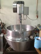 Cooking Mixer with Stirrer
