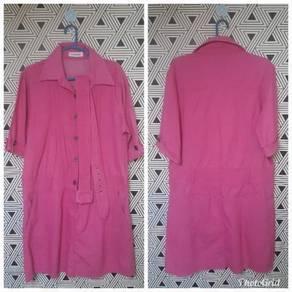 Mini Dress (Pink)
