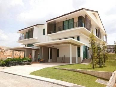 [New] Hill Top Sri Pulai. Semi D double Storey 40x80