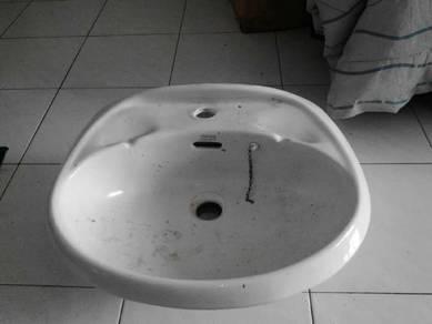 Sinki toilet