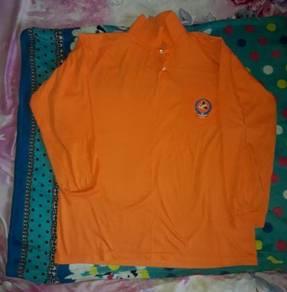 Baju Uniform Kadet Pertahanan Awam