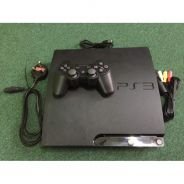Playstation 3 PS3 Console Slim CECH 3006B 320GB