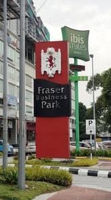 Fraser Business Park, Pudu, Jalan Loke Yew - 5 Storey Shop