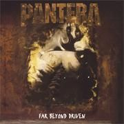 Pantera Far Beyond Driven 180g 2LP