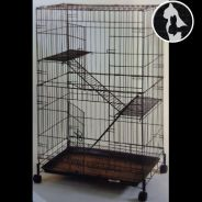 Cat Cage (NEW) 2 tgk Sangkar Kucing