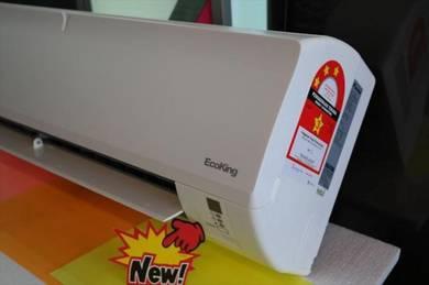 0% GST * New Daikin 2.0hp Air Conditioner FTN20P