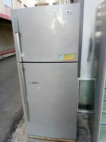 LG fridge 2 door