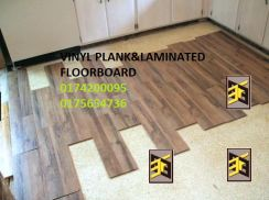 Lantai Vinyl Floorboard Laminated Kedah Utara A7