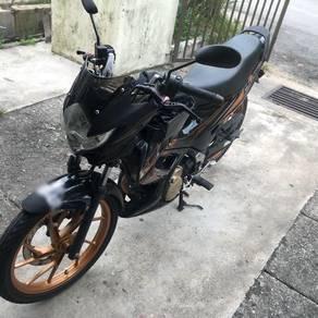 2014 Suzuki Belang R150