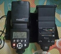 YONGNUO YNS60IV Master Wireless Flash & SUNPAK