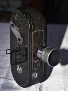 Antique keystone usa 8mm movie camera model 'k-8'