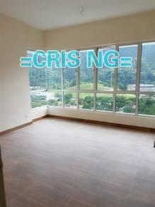 Pine Residence Condo 1600sq.ft 2 Car Park at Ayer Itam (GOOD DEAL)
