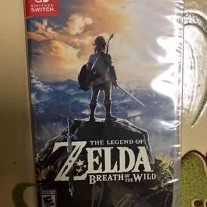 The Legend Of Zelda BOTW