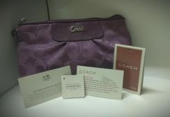 Urgent COACH Original Clutch Bag Authentic Genuine