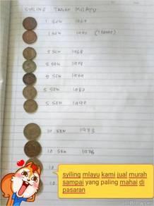 Syiling lama terhad