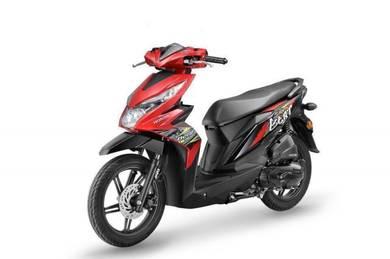 2018 Honda Beat 110 Scooter (Whatapps-Apply)