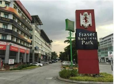 Fraser business park, jalan loke yew, kl city