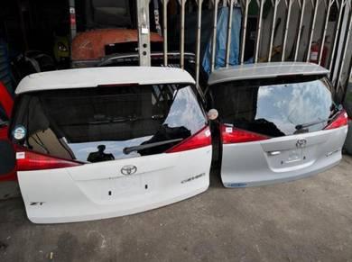 Toyota Caldina ST246 Azt241 rear bonet bonnet JPN